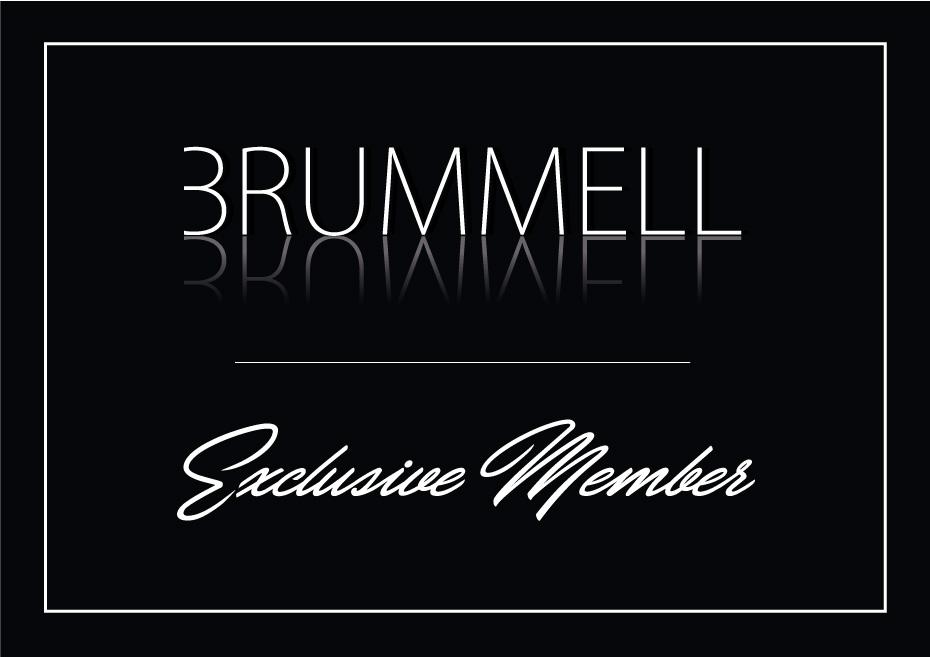 Exclusive Member Brummell Cerimonia